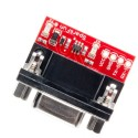 RS232 shifter, SMD, serial conversion circuit